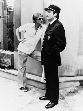 "Blake Edwards; Peter Sellers. ""The Return of the Pink Panther"" [1975], Directed by Blake Edwards."