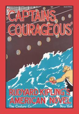Captains Courageous by Blanche McManus
