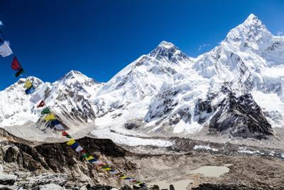 Mount Everest Mountains Landscape by blas