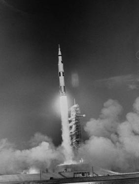 Blast Off of Apollo 8