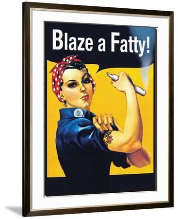 Blaze a Fatty