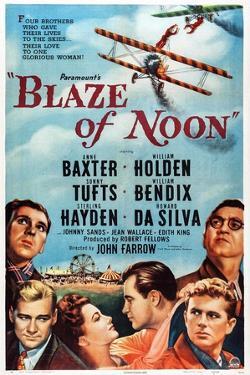Blaze of Noon, 1947