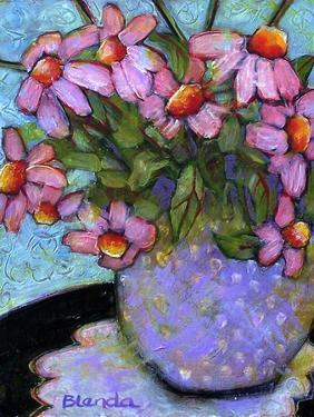 Coneflower Bouquet by Blenda Tyvoll