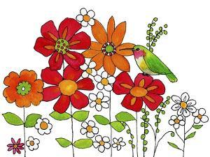 Ella's Garden by Blenda Tyvoll