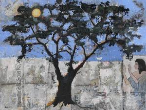 Scarab Tree by Blenda Tyvoll