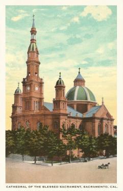 Blessed Sacrament Cathedral, Sacramento