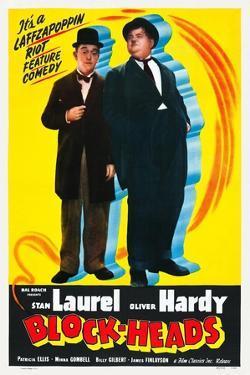 Block-Heads, 1938