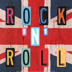 Rock'n Roll British by Blonde Attitude