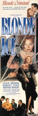 Blonde Ice, 1948
