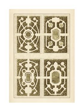 Garden Maze II by Blondel