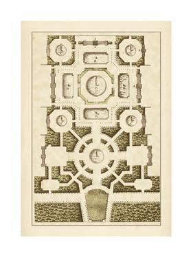 Garden Maze III by Blondel