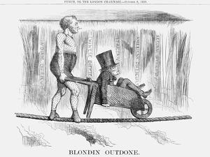 Blondin Outdone, 1859