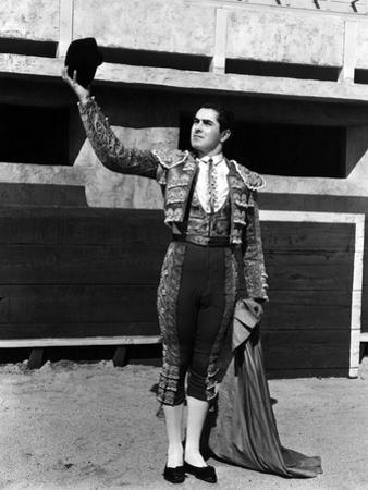 Blood And Sand, Tyrone Power, 1941