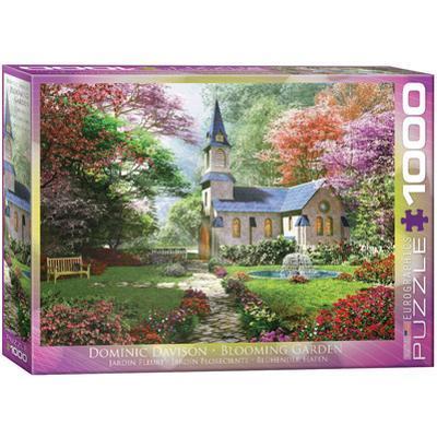 Blooming Garden by Dominic Davison 1000 Piece Puzzle