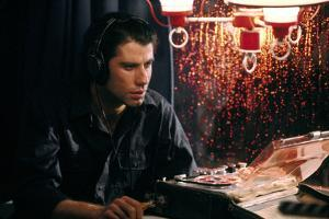 Blow Out by Brian by Palma with John Travolta, 1981 (photo)
