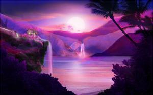 Tropical Hideaway by blu_vanilla21