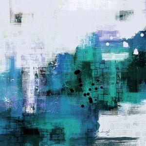 Blue Abstract I