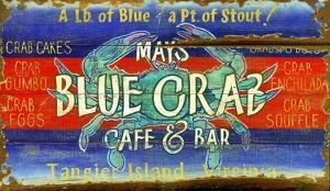 Blue Crab Vintage