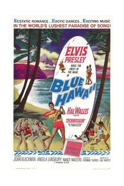 Blue Hawaii, 1961