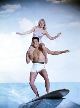 Blue Hawaii, Elvis Presley, Jenny Maxwell, Directed by Norman Taurog, 1961