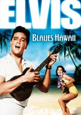 Blue Hawaii , German Movie Poster, 1961