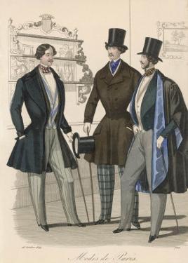 Blue Lined Sleeved Cloak or Mantle