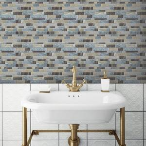Blue Long Stone StickTILES™ - 4 Pack