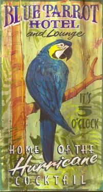Blue Parrot Vintage