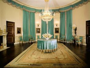 Blue Room after Restoration