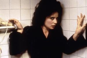Blue Velvet by DavidLynch with Isabella Rossellini, 1986 (photo)