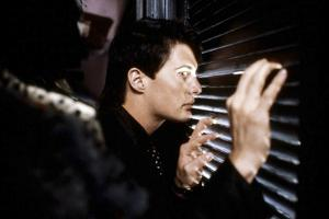 Blue Velvet by DavidLynch with Kyle MacLachlan, 1986 (photo)