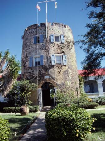 Bluebeard's Castle, St. Thomas