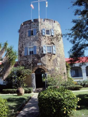 Bluebeard's Castle, St. Thomas