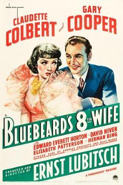Bluebeard's Eighth Wife, 1938