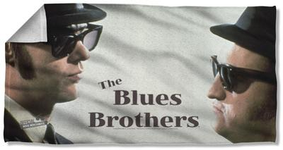 Blues Brothers - Brothers Beach Towel