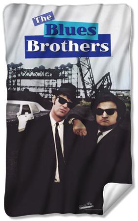 Blues Brothers - Poster Fleece Blanket