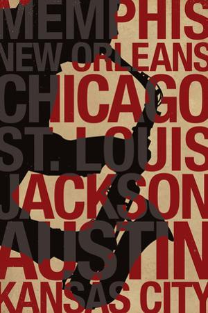 Blues Cities Music
