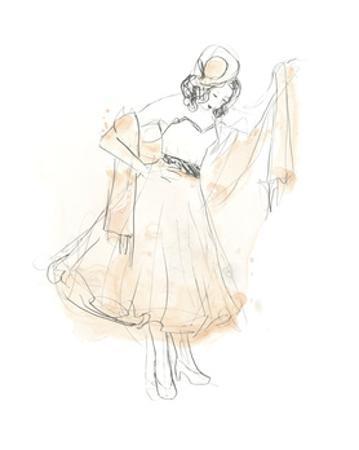 Blush & Grey Fashion I