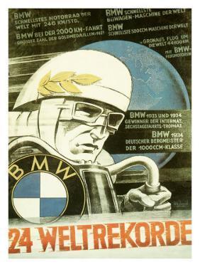 BMW Weltrekorde Motorcycle, c.1934