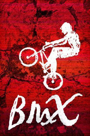 BMX Biking Sketch Sports