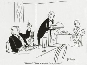 Gourmet - July, 1947 by BO Brown