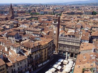 Italian City of Verona