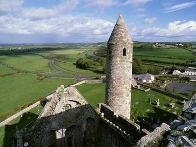Round Tower at Rock of Cashel