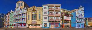 Boardwalk, Atlantic City, New Jersey, USA