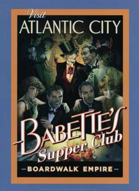 Boardwalk Empire - Babette's Supper Club