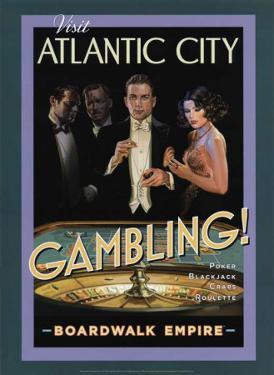 Boardwalk Empire - Gambling