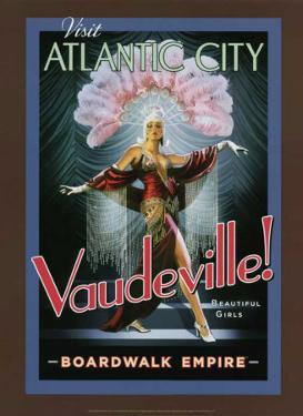 Boardwalk Empire - Vaudeville!