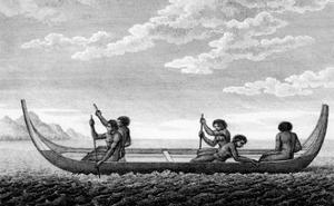 Boat Solomon Islands 1