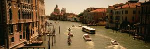 Boats in Water, Venice, Italy