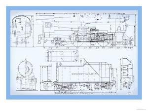 Pennsylvania Railroad, Class K4 Pacific by Bob Bohm